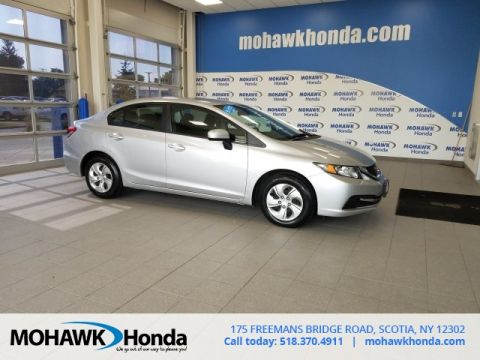 Good Certified Pre Owned 2015 Honda Civic LX