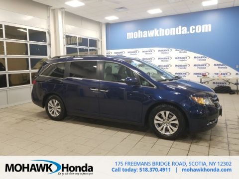 Certified Pre-Owned 2015 Honda Odyssey EX