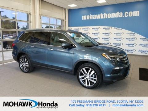 Certified Pre Owned 2017 Honda Pilot Touring