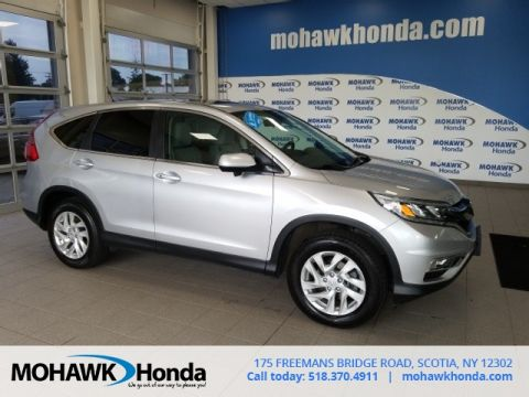 Attractive Certified Pre Owned 2015 Honda CR V EX