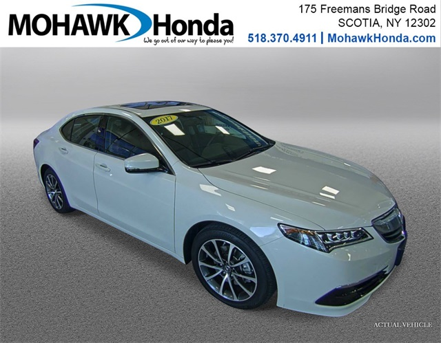 Pre-Owned 2017 Acura TLX V6
