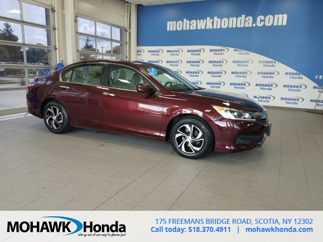 Awesome Certified Pre Owned 2016 Honda Accord LX