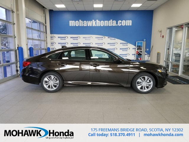 New Honda Accord In Scotia Mohawk Honda - Accord vehicle