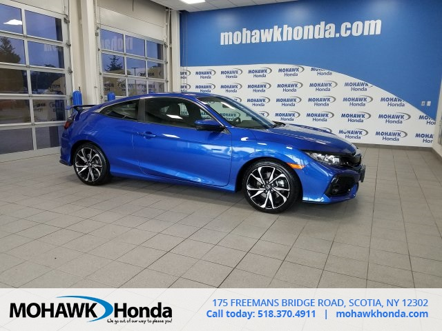 Certified Pre Owned 2018 Honda Civic Si