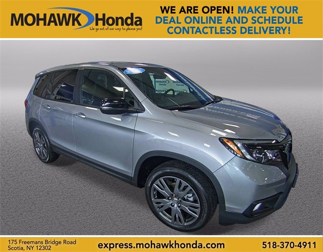 Certified Pre-Owned 2020 Honda Passport EX-L